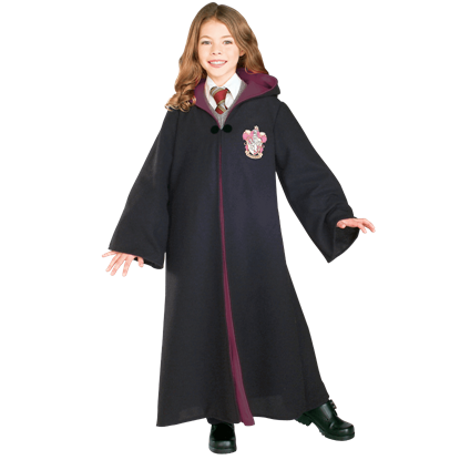 Child's Deluxe Gryffindor Robe from Harry Potter