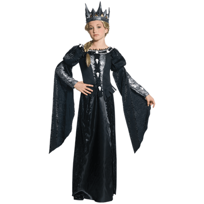 Tween Dark Queen Ravenna Costume
