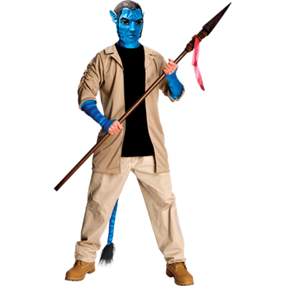 Adult Deluxe Jake Sully Costume from Avatar