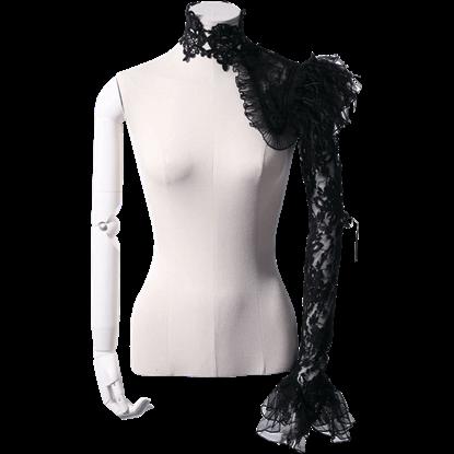 Gothic Lace Sleeve