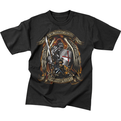 Armor of God Military T-Shirt