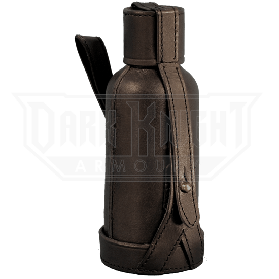 9e177f650e Leather Bottle Holder - MCI-2219 from Leather Armor, Leather Armour, Steel  Armor, SCA armor, LARP armor, Medieval armor, Fantasy armor from Dark  Knight ...