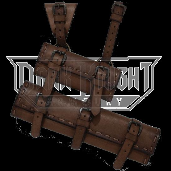 Double LARP Sword Hanger