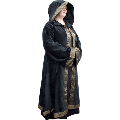 Flowing Wizards Robe