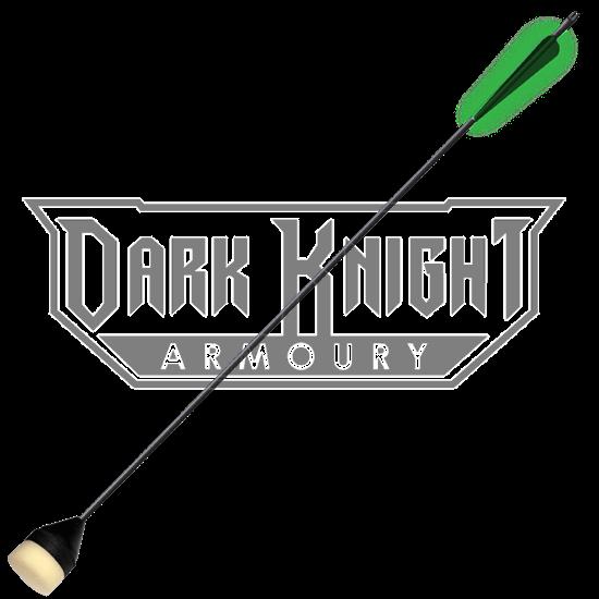 Glow in the Dark LARP Arrow