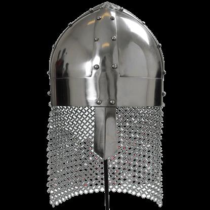 Viking Spangenhelm - Steel