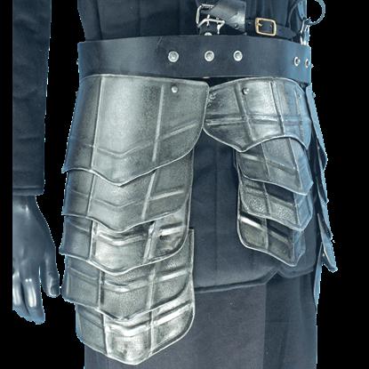 Dark Drake Tasset Belt
