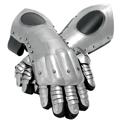 Black Ice Gauntlets