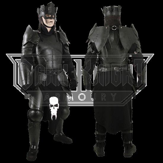 ConQuest Undead Complete Armour Set