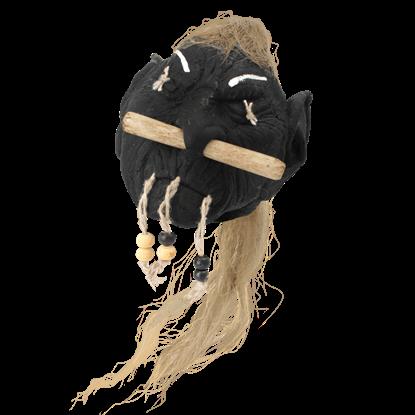 Dark Elf Shrunken Head