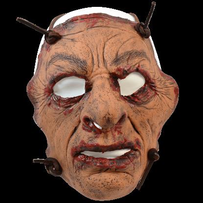 Dwarven Trophy Mask