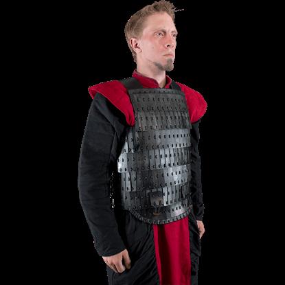 Steel Ratio Lamellar Armour