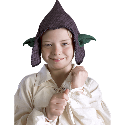 Childrens Goblin Ear Hood