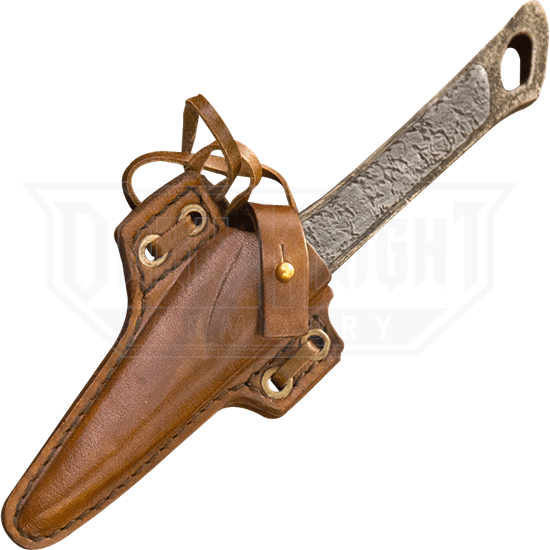 Cutthroat LARP Knife and Holder