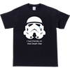 Friends on the Death Star T-Shirt