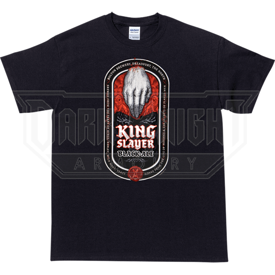 King Slayer Black Ale T-Shirt