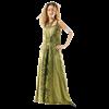 Embroidered Summer Dress