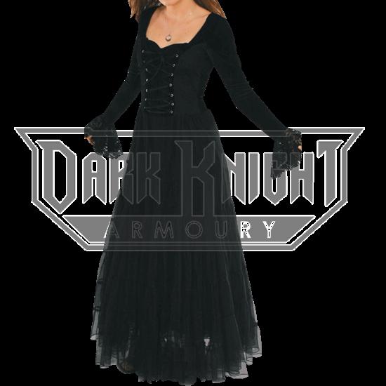 Dark Maidens Gothic Dress