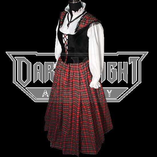Scottish Lass Dress