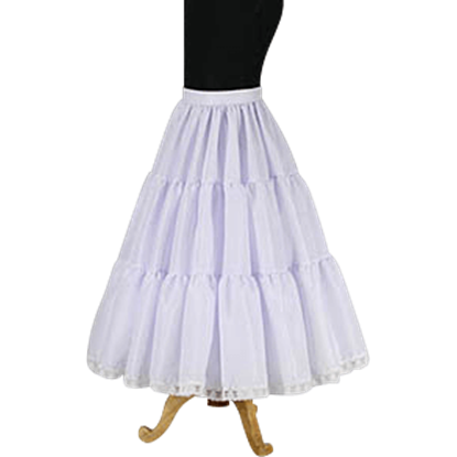 Girl's A-Line Petticoat