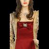 Elegant Tudor Dress