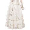 Long Victorian Inspired Skirt