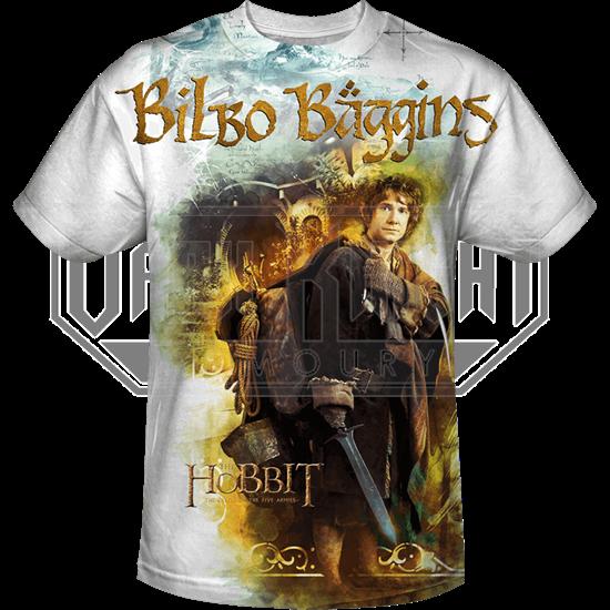 Bilbo at Bag End T-Shirt