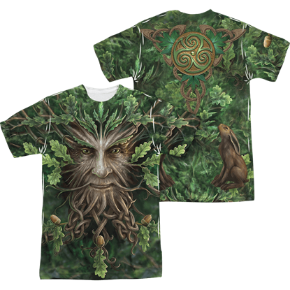 Anne Stokes Oak King T-Shirt