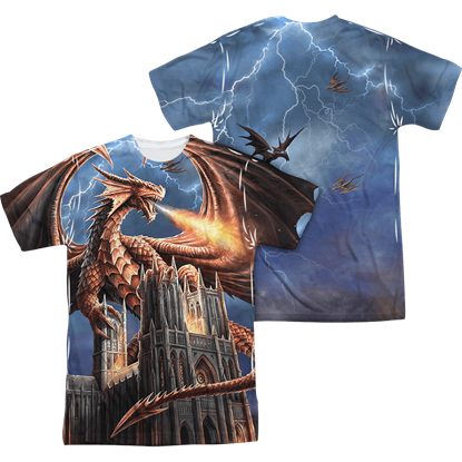 Anne Stokes Dragons Fury T-Shirt