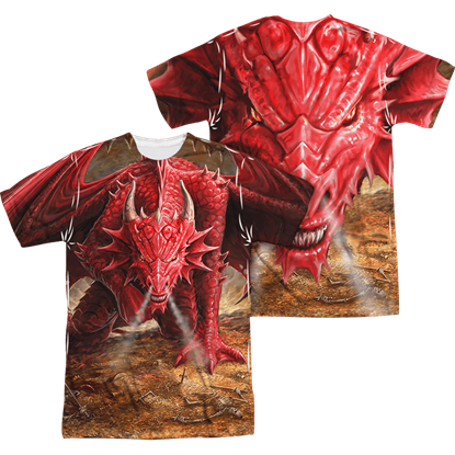 Anne Stokes Dragons Lair T-Shirt