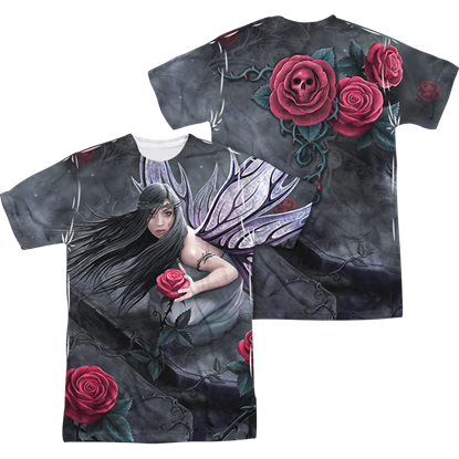 Anne Stokes Rose Fairy T-Shirt
