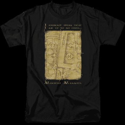 Harry Potter Marauder's Map Interior T-Shirt