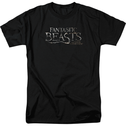 Fantastic Beasts Film Logo T-Shirt