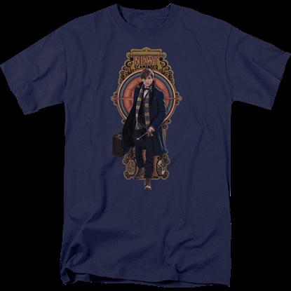 Fantastic Beasts Newt Scamander T-Shirt