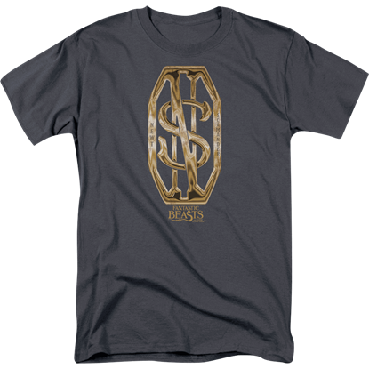 Fantastic Beasts Scamander Monogram T-Shirt