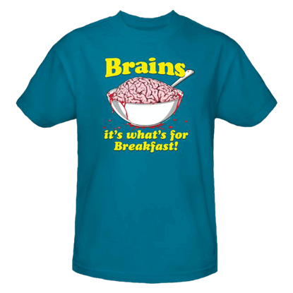 Breakfast Time T-Shirt