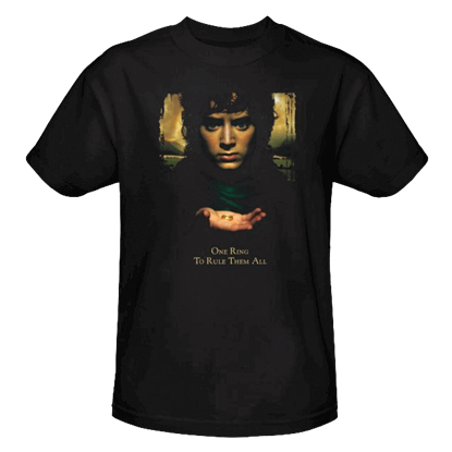 Frodo One Ring T-Shirt