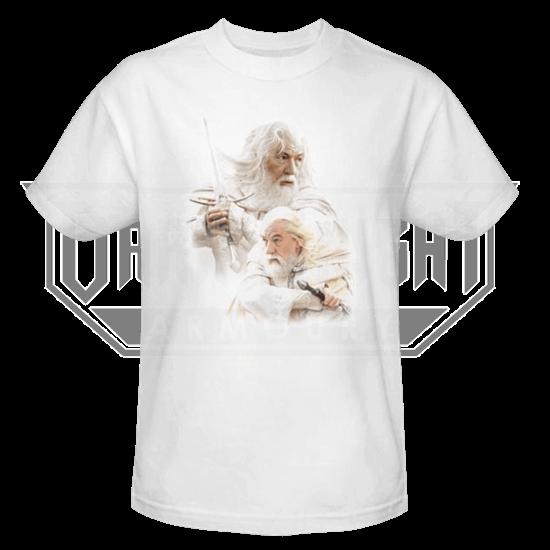 Gandalf The White T-Shirt