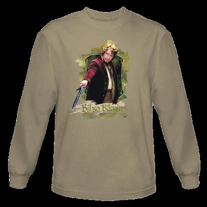 Bilbo Baggins Long Sleeved T-Shirt