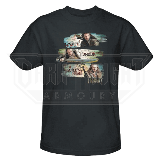 Loyalty And Honour T-Shirt