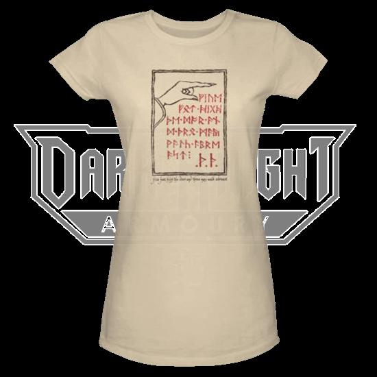 Back Door Junior T-Shirt