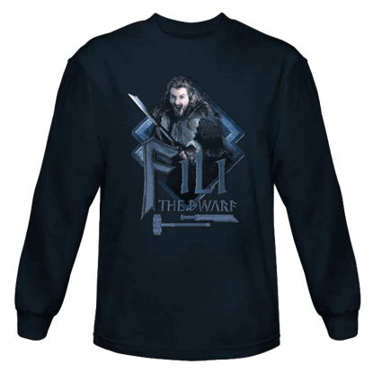 Fili Long Sleeved T-Shirt