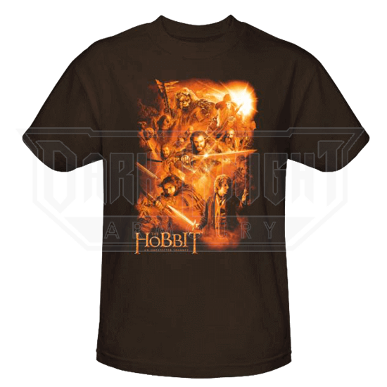 Hobbit The Epic Adventure T-Shirt