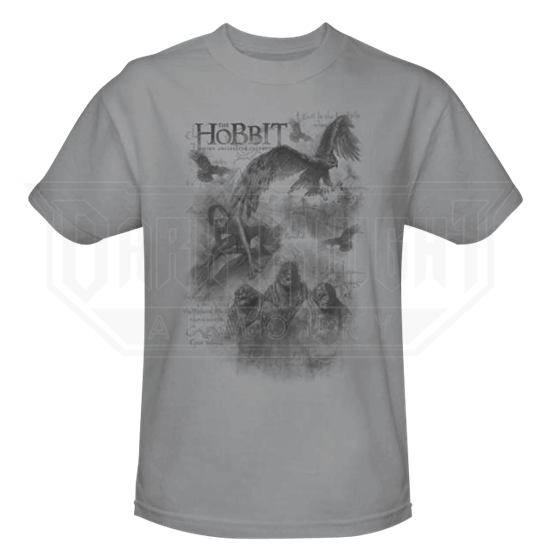 Hobbit Sketches T-Shirt