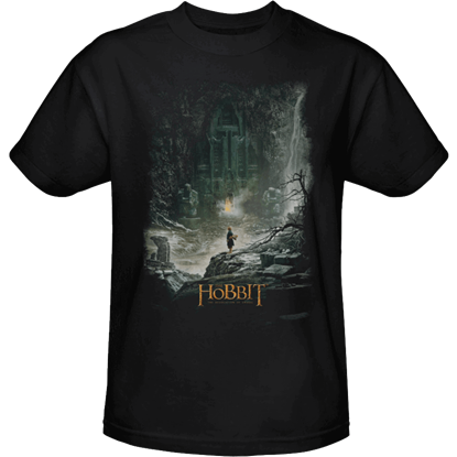 At Smaug's Door T-Shirt