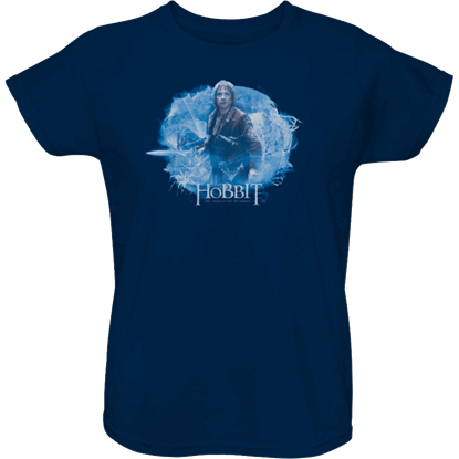 A Tangled Web Hobbit Womens T-Shirt
