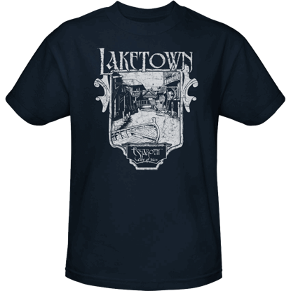 Blue Laketown T-Shirt