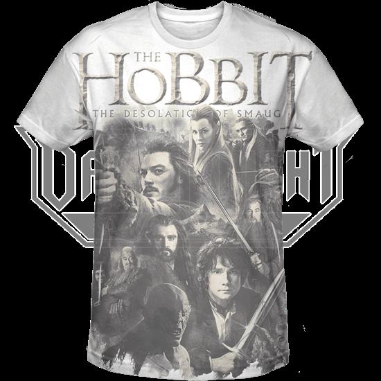 Hollen Amarth Hobbit T-Shirt