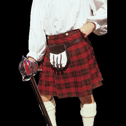 Early Scottish Kilt