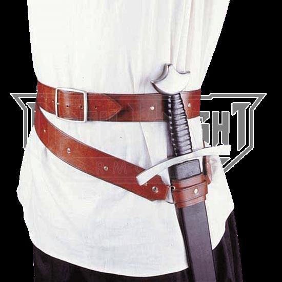 Medieval Double Wrap Belt
